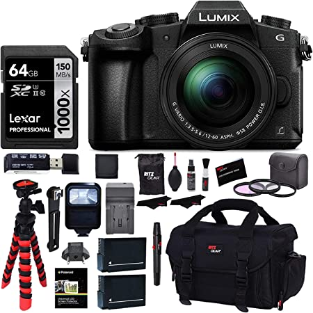 Panasonic DMC-G85MK Ritz Camera Deluxe Kit product image 2