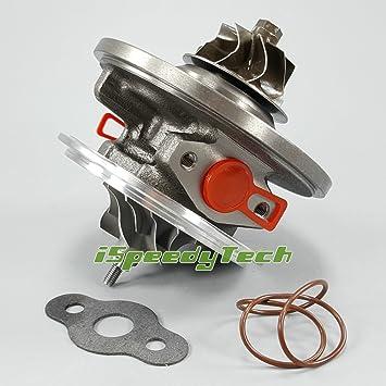 GT1646 V Turbo turbina del turbocompresor láser Core para Audi A3 Seat Altea, Leon, Toledo, ...