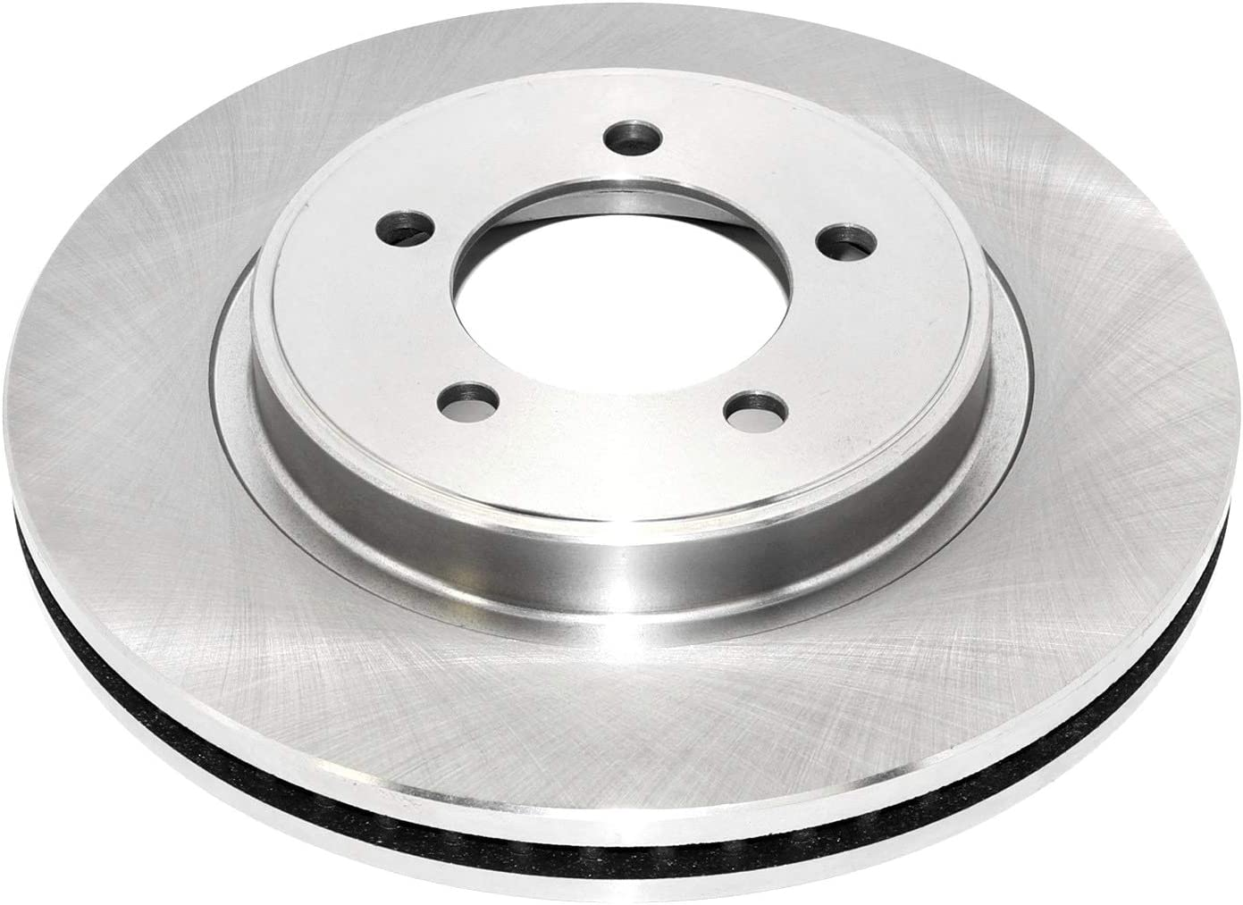 Dura International BR5414302 Front Vented Disc Premium Electrophoretic Brake Rotor