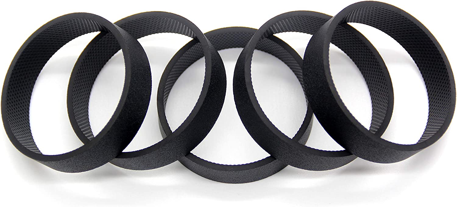 Pro-Parts 301291 Vacuum Cleaner Belts for Kirby All Generation Series Models G3, G4, G5, GSix, G7, Ultimate G, Diamond, Sentria, and Avalir (5Pcs)