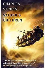 Saturn's Children (Freyaverse) Hardcover