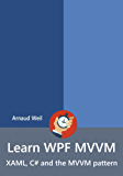 Learn WPF MVVM - XAML, C# and the MVVM pattern: Be ready for coding away next week using WPF and MVVM (English Edition)