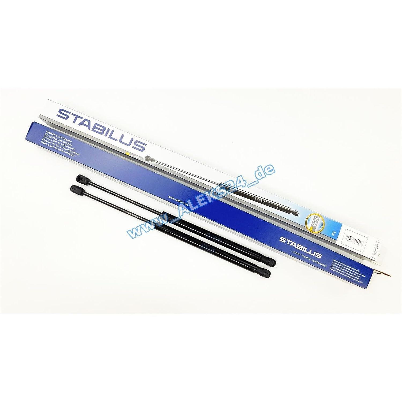 2x Stabilus LIFT-O-MAT Lifter Gas Spring Damper Rear Hatch Citroen C3/I 4958SG