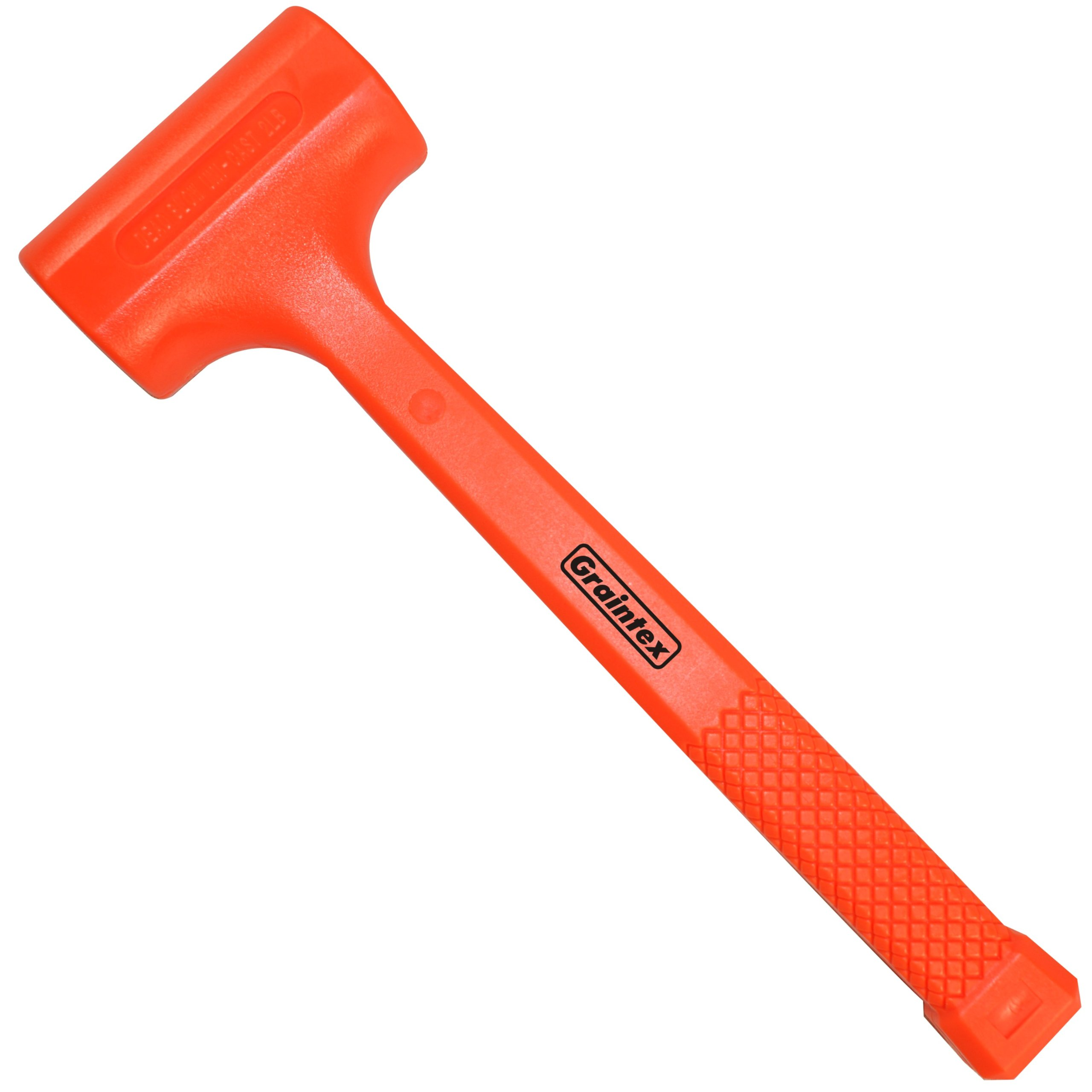 Graintex DB1459 Dead Blow Mallet, 4-Pound