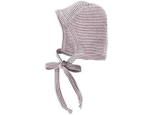 801ba4b4881 Lilano Organic Merino Wool and Silk Baby Hat Bonnet  100300 . Made in  Germany