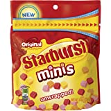 Starburst Original Minis Fruit Chews Candy, 8-ounce bag