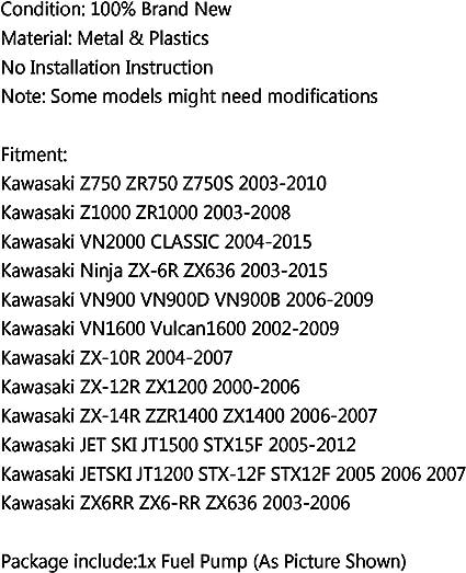 Benzinpumpe passend f/ür Kawasaki KLV 1000 KLV1000A 2004-2005
