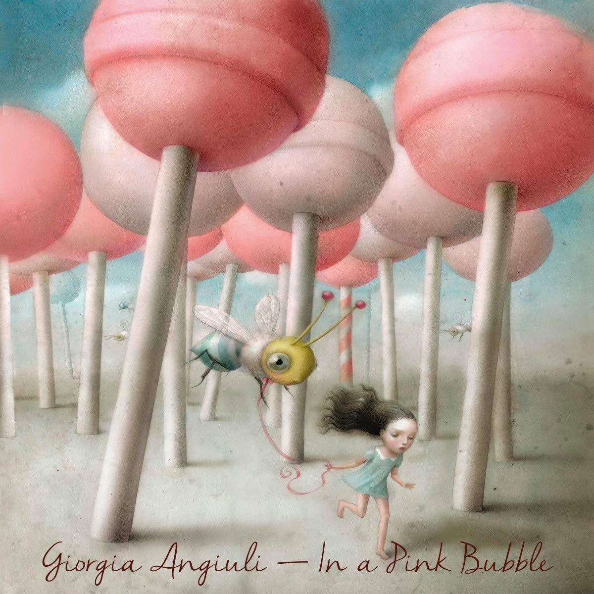 Vinilo : Giorgia Angiuli - In A Pink Bubble (LP Vinyl)