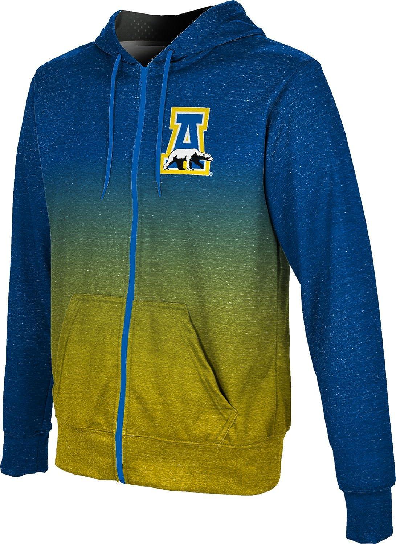 School Spirit Sweatshirt Ombre ProSphere Hofstra University Mens Pullover Hoodie