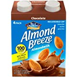 Almond Breeze Almondmilk, Chocolate, 8 Ounce (Pack of 4)