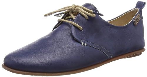Pikolinos Calabria 7123, Zapatos de Cordones Derby para Mujer: Amazon.es: Zapatos y complementos