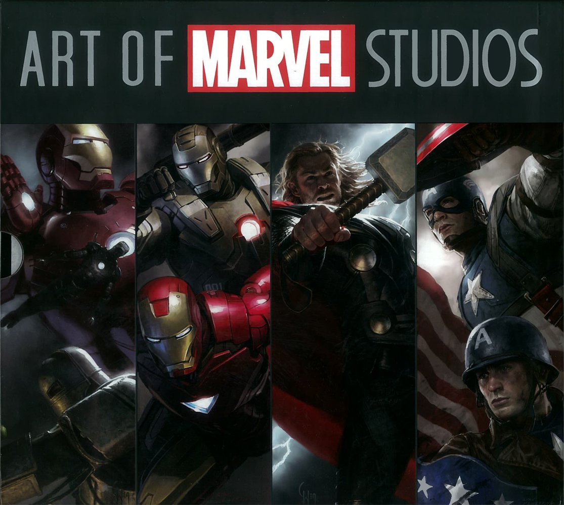 Download Art of Marvel Studios pdf epub