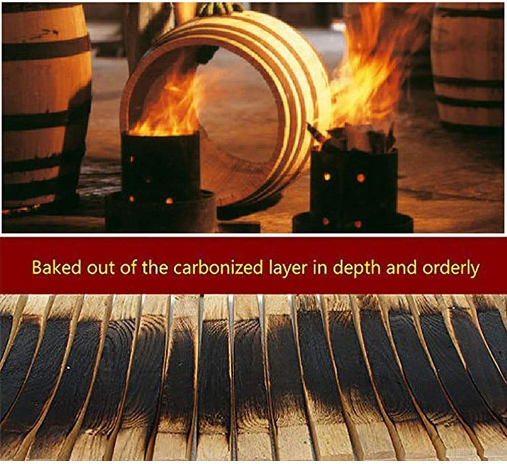 Barril de Envejecimiento de Roble Premium,Barriles de Whisky ...
