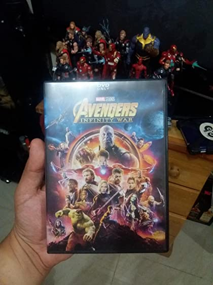 Avengers: Infinity War (Plus Bonus Content) Exelente producto
