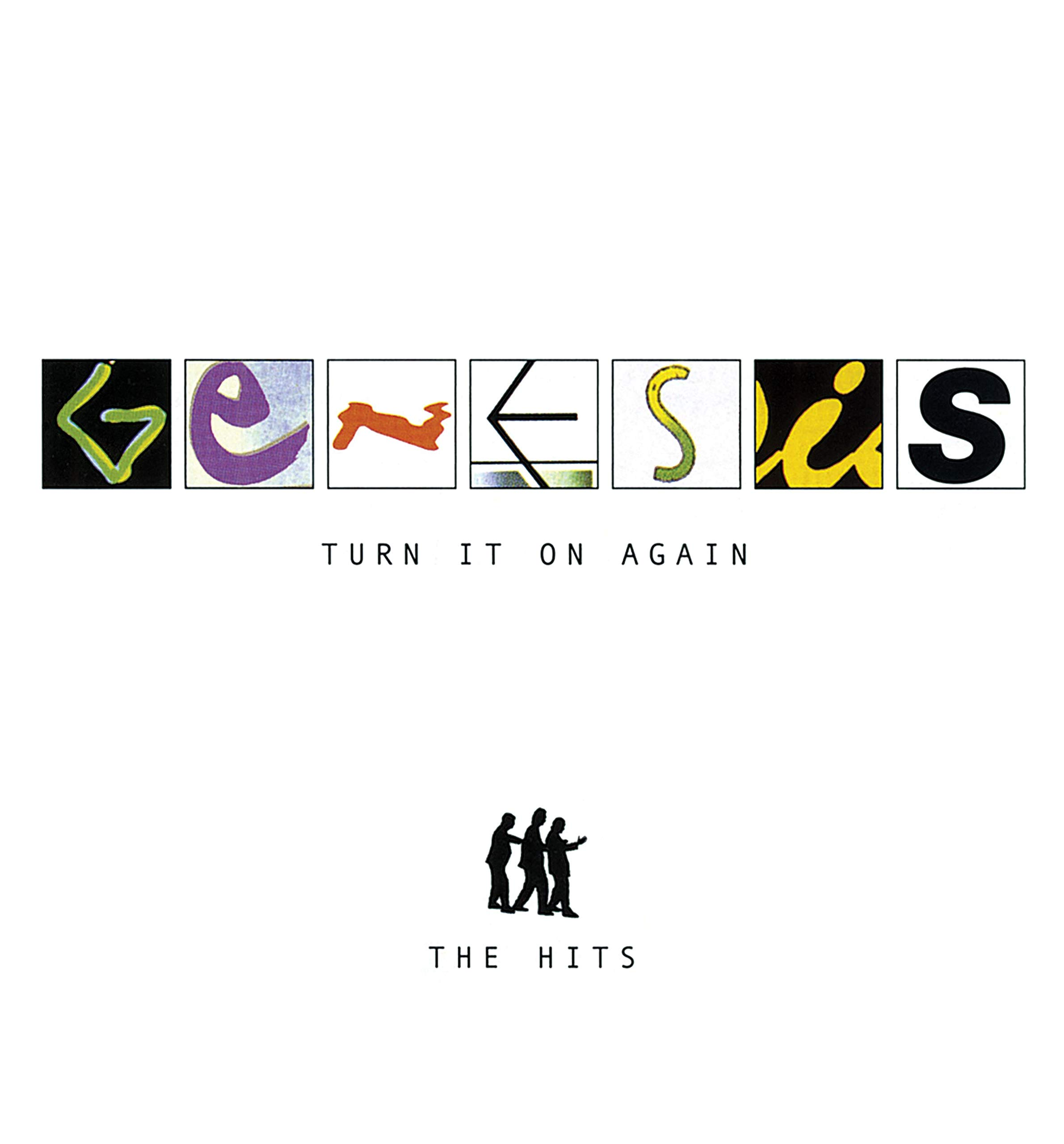 Turn It On Again - The Hits by GENESIS