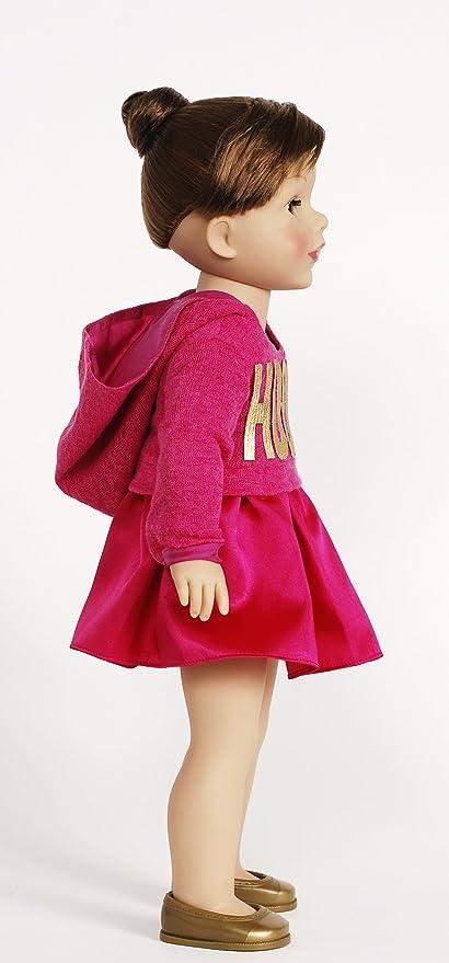 """Madame Alexander Isaac Mizrahi Loves Hooray 18/"""" Dolls"""