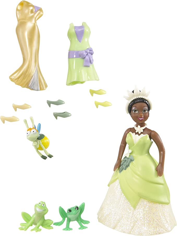Mattel Disney Princess and The Frog P: Amazon.es: Juguetes y juegos
