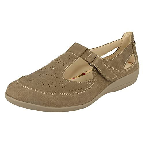 31fbc50d74be0 Ladies Padders Extra Wide Fitting Shoes Darcy: Amazon.co.uk: Shoes ...
