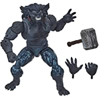Hasbro Marvel Classic Legends Series 6-inch Collectible Marvel's Dark Beast Action Figure Toy X-Men: Age of Apocalypse Collection