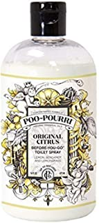 product image for PooPourri BeforeYouGo Toilet Spray 16Ounce Refill Bottle, Original Scent