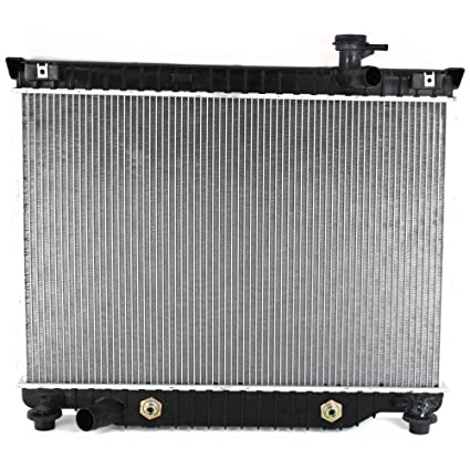 Evan-Fischer EVA27672031913 Radiator for CHEVROLET TRAILBLAZER 02-09 6cyl