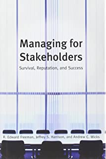 Strategic management a stakeholder approach r edward freeman managing for stakeholders survival reputation and success the business roundtable institute for fandeluxe Images