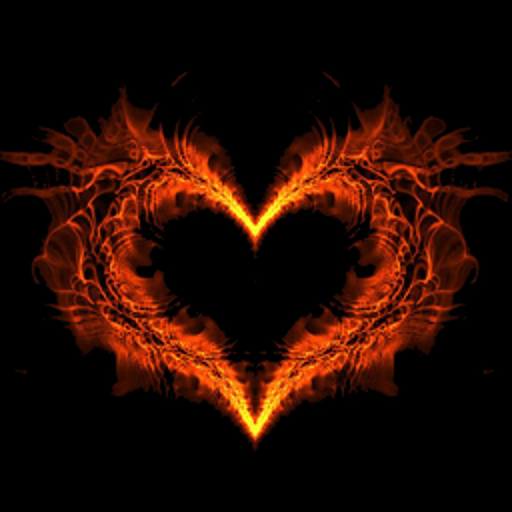 Image result for heart flame