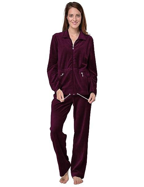 Raikou - Pijama - para mujer Morado, rojo Small