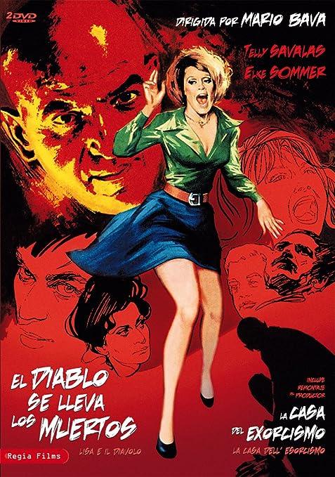 El diablo se lleva los muertos / La casa del exorcismo DVD: Amazon ...
