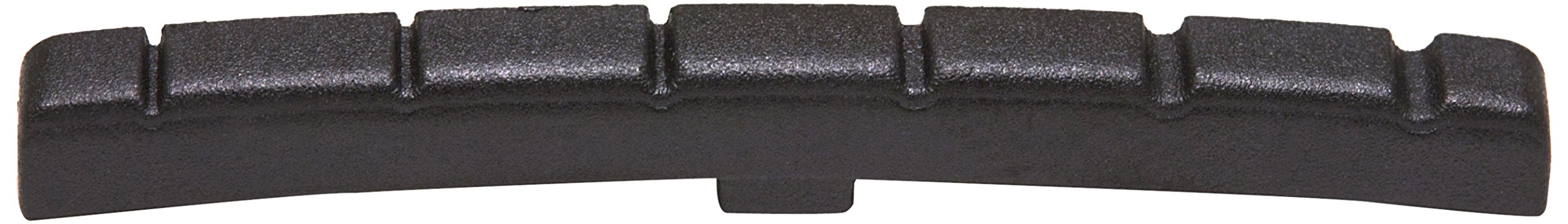 GraphTech PT500000 TUSQ XL Black Self-Lubricating Slotted Nut, Fender Style