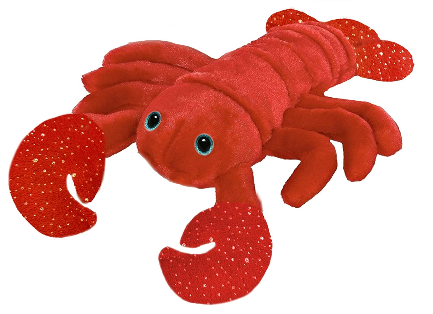 First & Main 7 Red Under The Sea Lobster Basic Plush Toys 8033