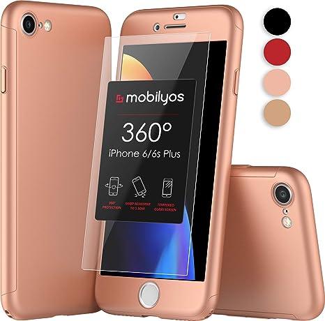 abf3813fb78 Funda Iphone 6s Plus 360 Grados Completa Amazon Es Electronica