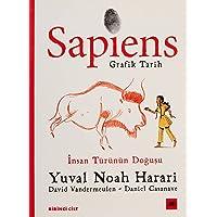Sapiens: Grafik Tarih Birinci Cilt: İnsan Türünün Doğuşu
