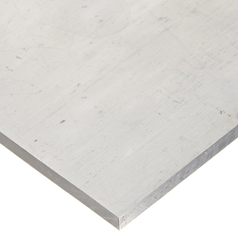 RMP 1/4 Inch 6061-T651 aluminum, 12 x 12 inch sheet