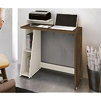 Mesa para Computador Nogal Rútsico Zoom EDN