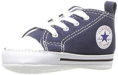84e9e89f86a98 Converse Unisex Kids  First Star CVS Birth Shoes  Amazon.co.uk ...