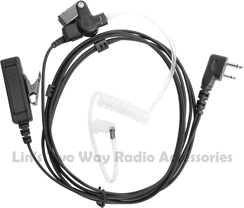 Speaker Microphone For ICOM IC-F14 IC-F15 IC-F16 IC-V82 IC-F4023 Portable