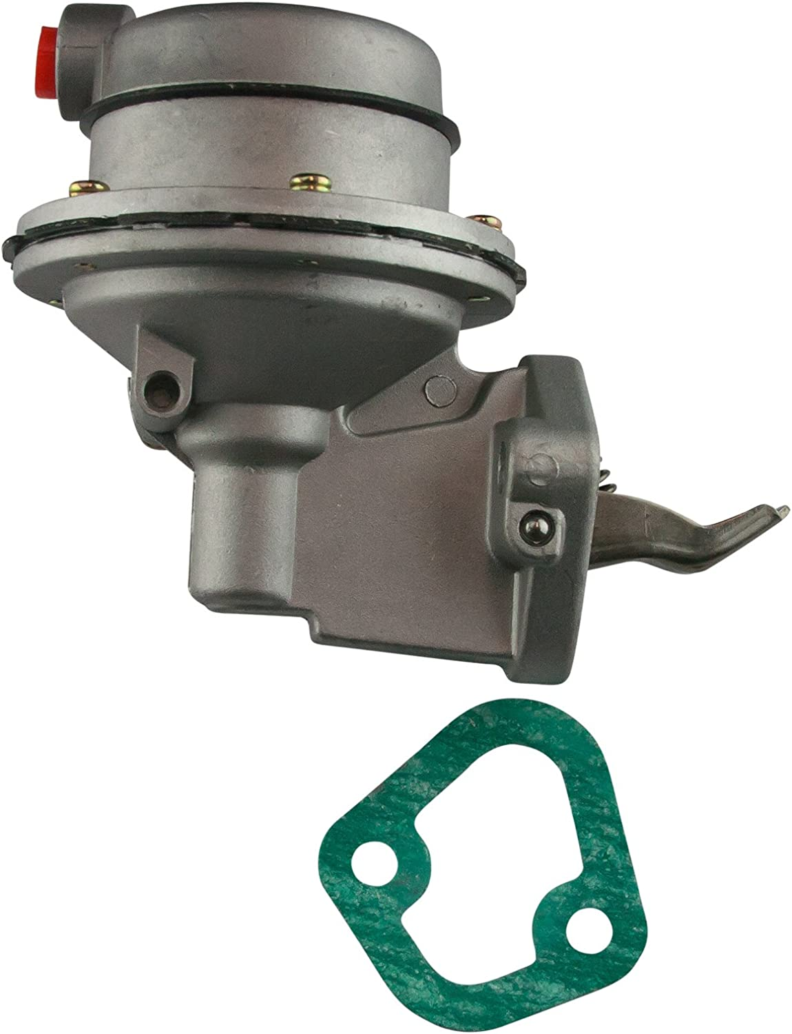 (Compatible With MerCruiser) Sea Water Mechanical Fuel Pump MarkV 454 502 7.4L 8.2L 86167T 818383T (See Description For Fitment) 71tSBFTFSAL