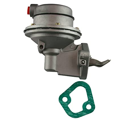 Amazon com: MerCruiser Sea Water Mechanical Fuel Pump MarkV
