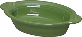 product image for Fiesta 9 Inch by 5 Inch Individual Oval Casserole, Shamrock