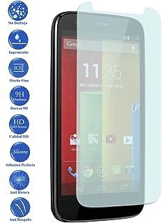 4d4ad4fd6f2 Protector Pantalla Cristal Templado Premium para Motorola Moto G XT1031  XT1032 - Todotumovil