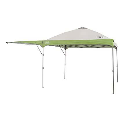 c2b962d4913 Amazon.com: Coleman Swingwall Instant Canopy, 10 x 10 Feet: Sports &  Outdoors