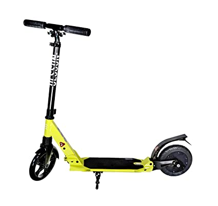 Olsson E-Scooter Patinete Stroot B8, Fluor: Amazon.es ...