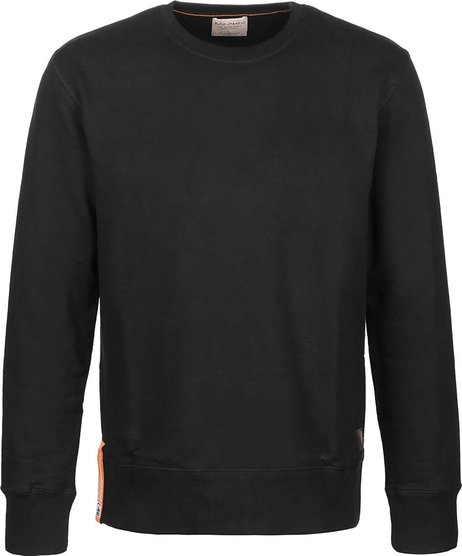 Nudie Jeans Men's evert Light Sweatshirt