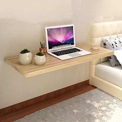 Genial Wall Mounted Drop Leaf Table Folding Dining Table Space Saver Fold  Convertible Desk Light