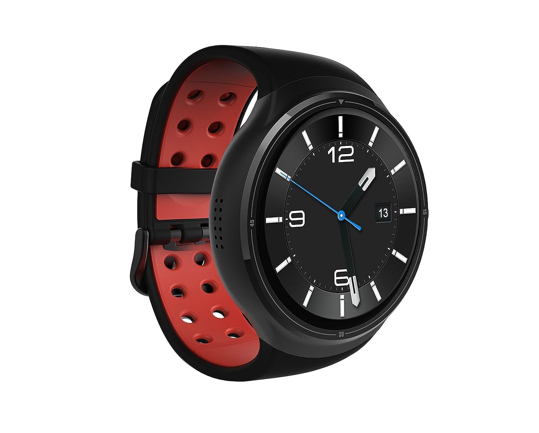 ImCoSys imcoSWW17 Reloj Inteligente Negro AMOLED 3,53 cm (1.39