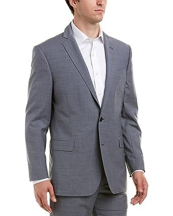 Brooks Brothers Mens Regent Fit Wool,Blend Suit Jacket, 42R