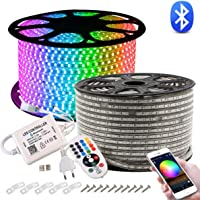 GreenSun LED Lighting Tiras LED 10m 5050SMD, RGB