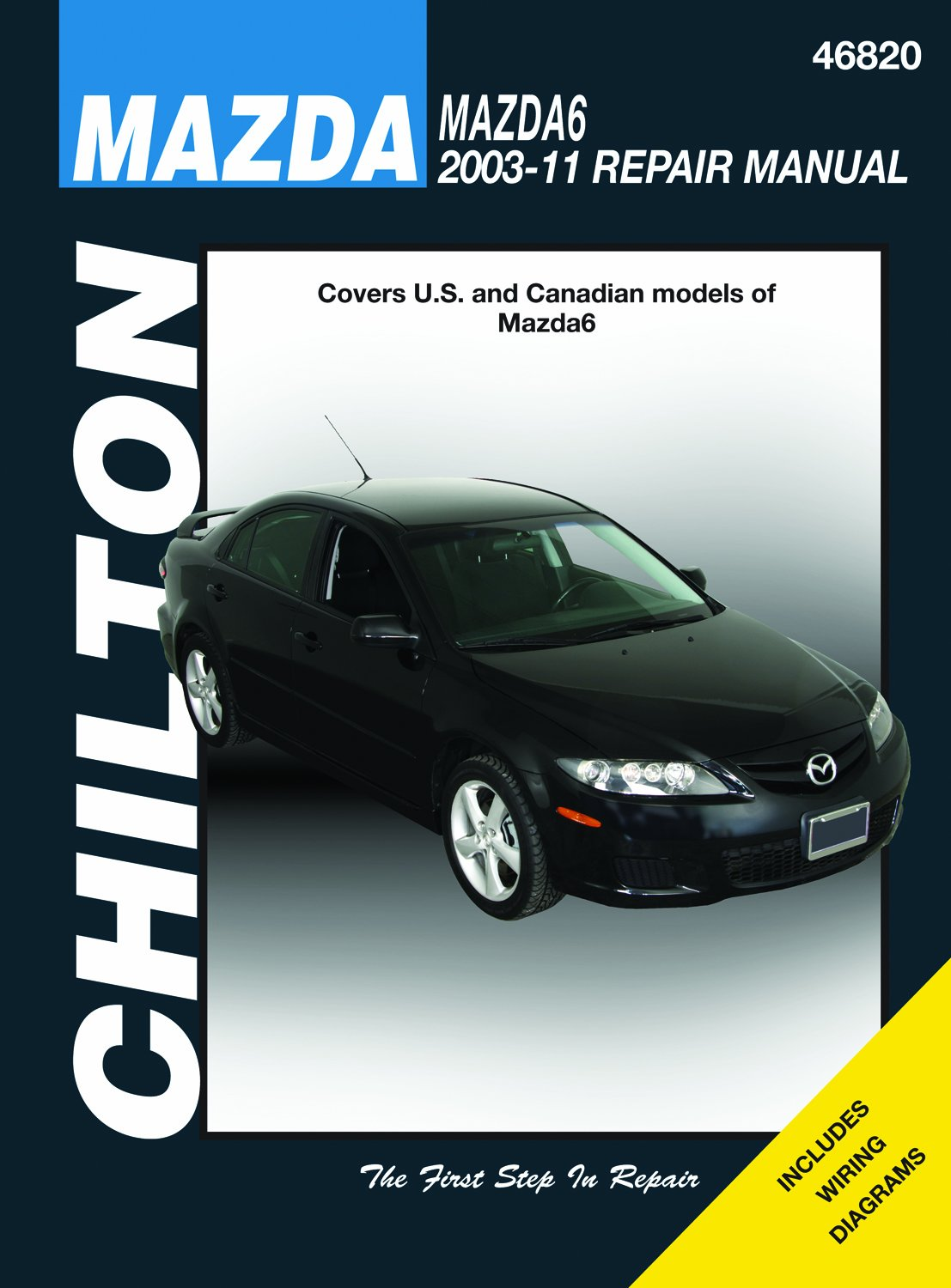 Mazda 6 Automotive Repair Manual: 2003-2010 (Haynes Automotive Repair  Manuals): Amazon.co.uk: Jeff Killingsworth: 9781563929472: Books