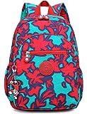 Oakarbo Mini Travel Daypack Nylon Cute Junior School Backpack